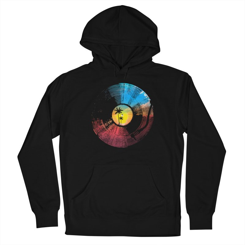 Sound of summer Men's Pullover Hoody by clingcling's artist shop