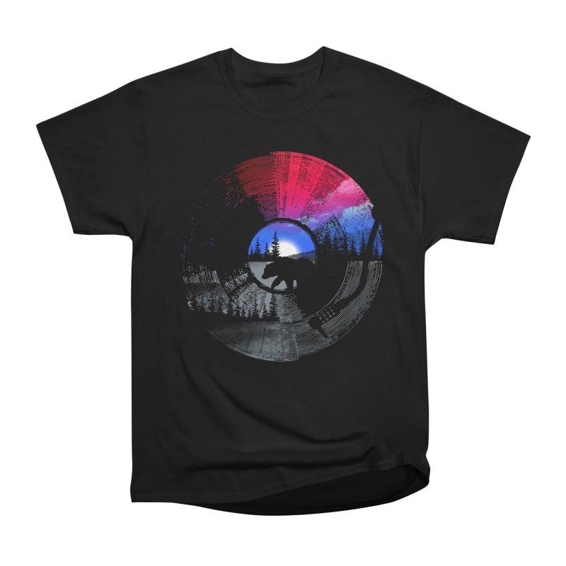 Sound of wilderness Women's T-Shirt by clingcling's artist shop