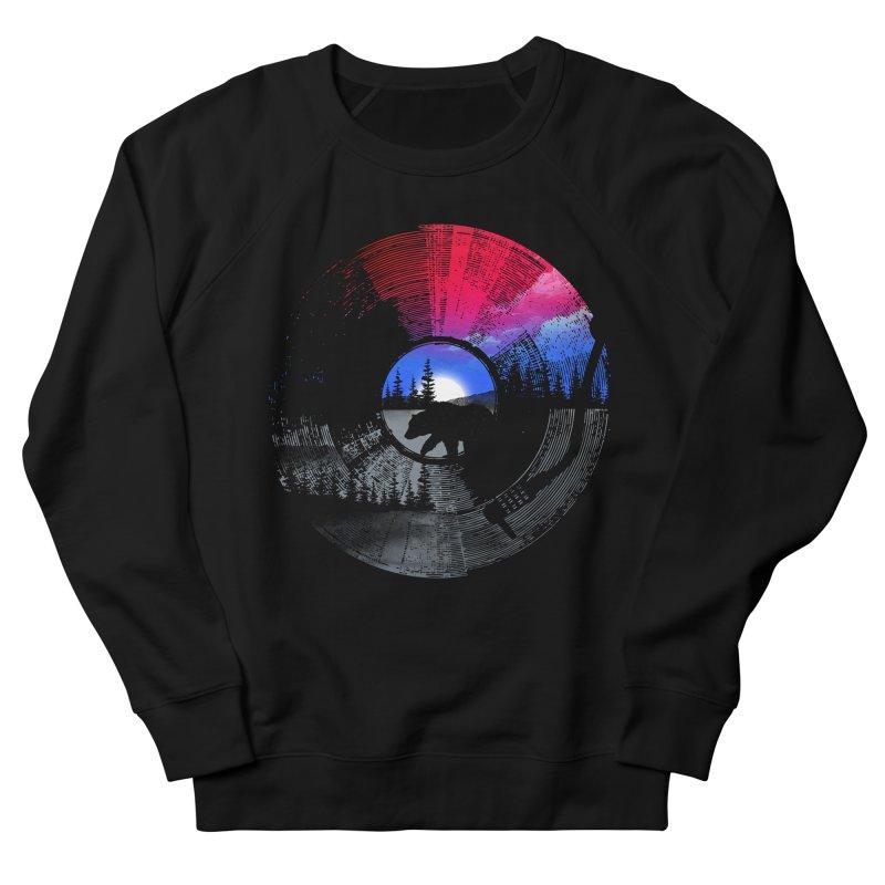 Sound of wilderness Men's Sweatshirt by clingcling's artist shop