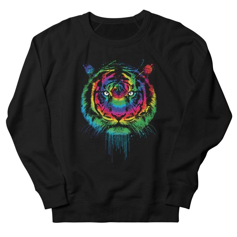 Tiger Tie dye Men's Sweatshirt by clingcling's artist shop
