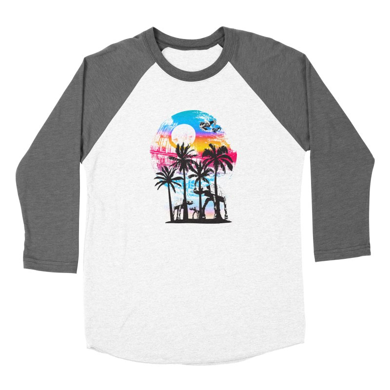 Tropical Empire Women's Longsleeve T-Shirt by clingcling's artist shop