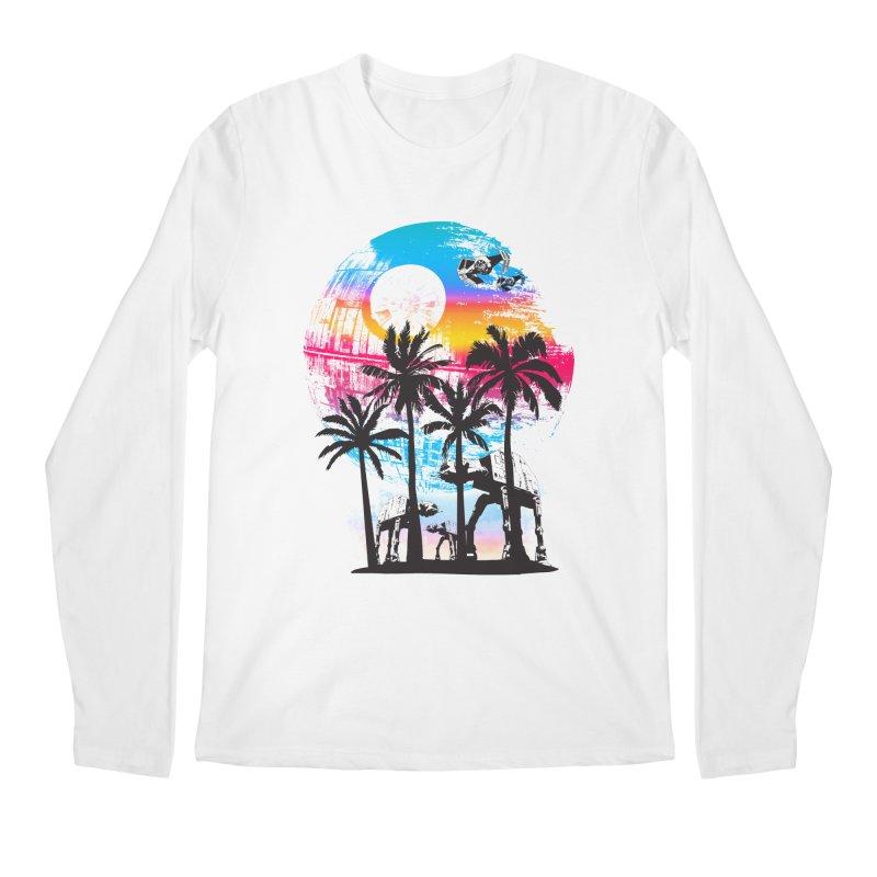 Tropical Empire Men's Longsleeve T-Shirt by clingcling's artist shop
