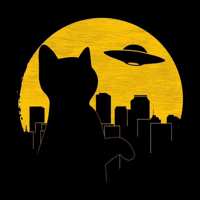 UFO Women's Zip-Up Hoody by clingcling's artist shop