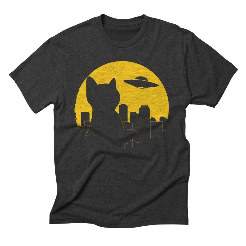 UFO Men's T-Shirt by clingcling's artist shop