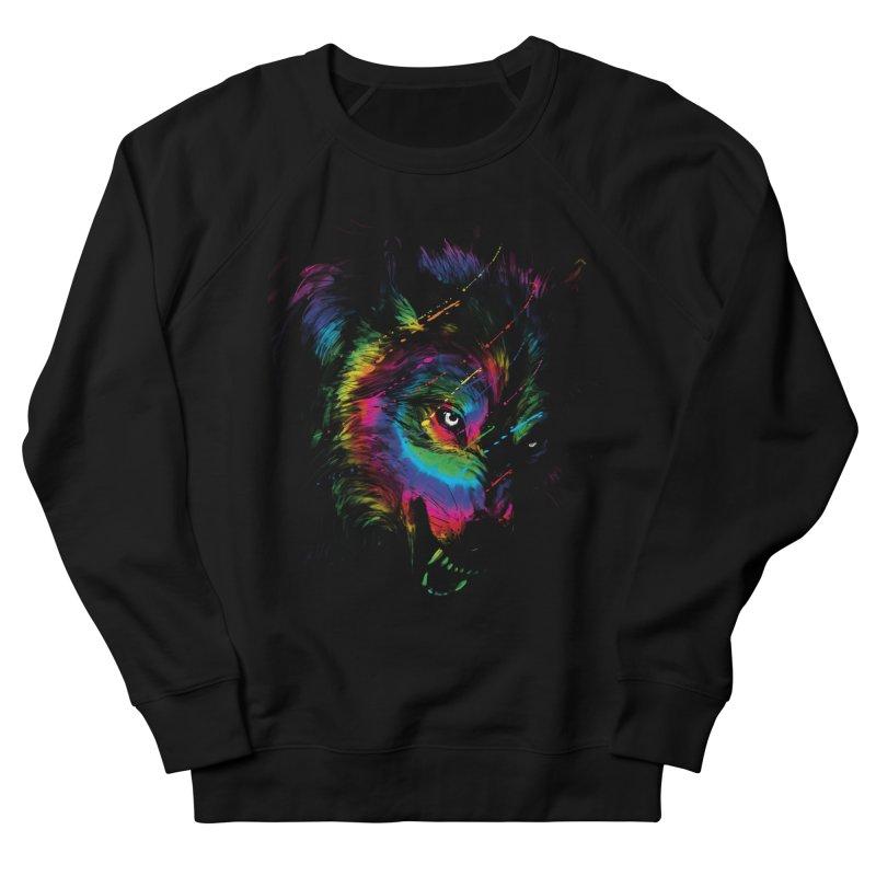 Wolves tie dye Men's Sweatshirt by clingcling's artist shop