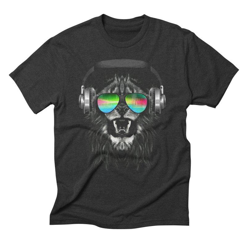 Music Jungle Men's Triblend T-Shirt by clingcling's Artist Shop