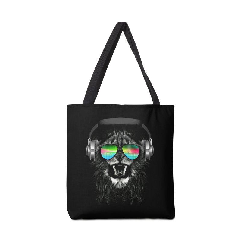 Music Jungle Accessories Bag by clingcling's Artist Shop