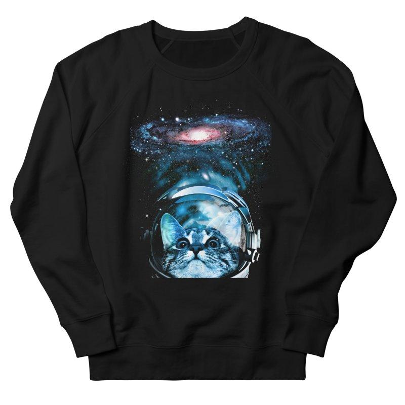 Cosmos Cat V2 Women's Sweatshirt by clingcling's Artist Shop