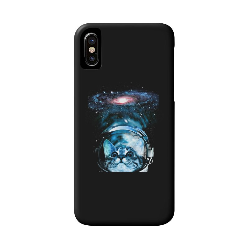 Cosmos Cat V2 Accessories Phone Case by clingcling's Artist Shop
