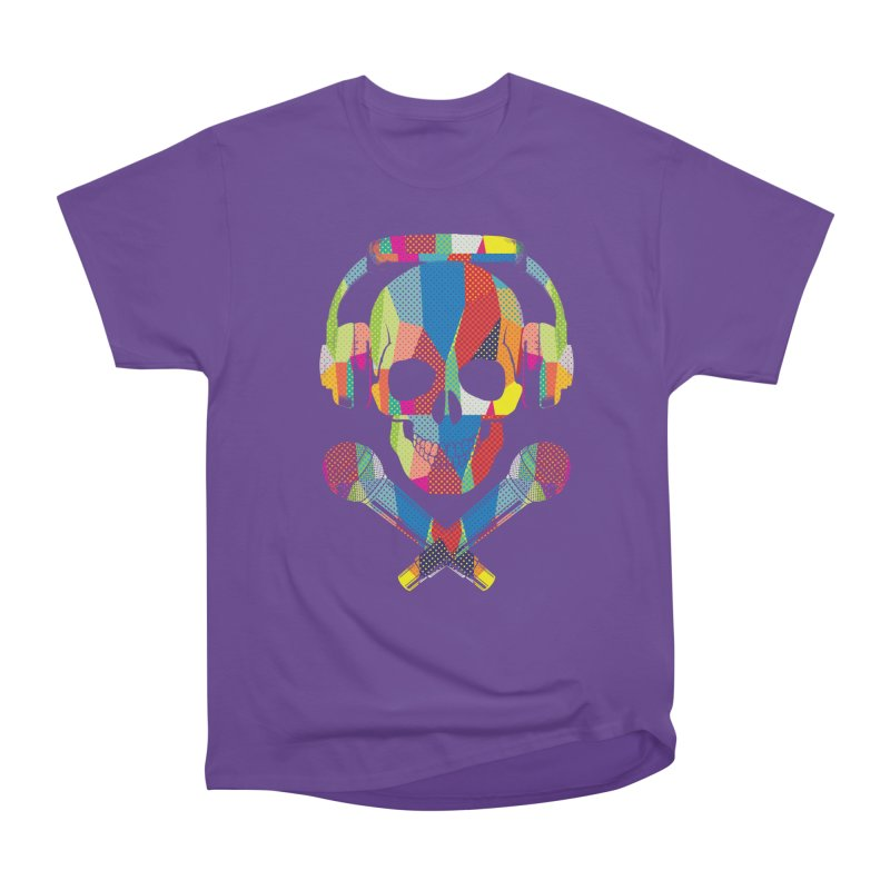 Retro Skull Men's  by clingcling's Artist Shop