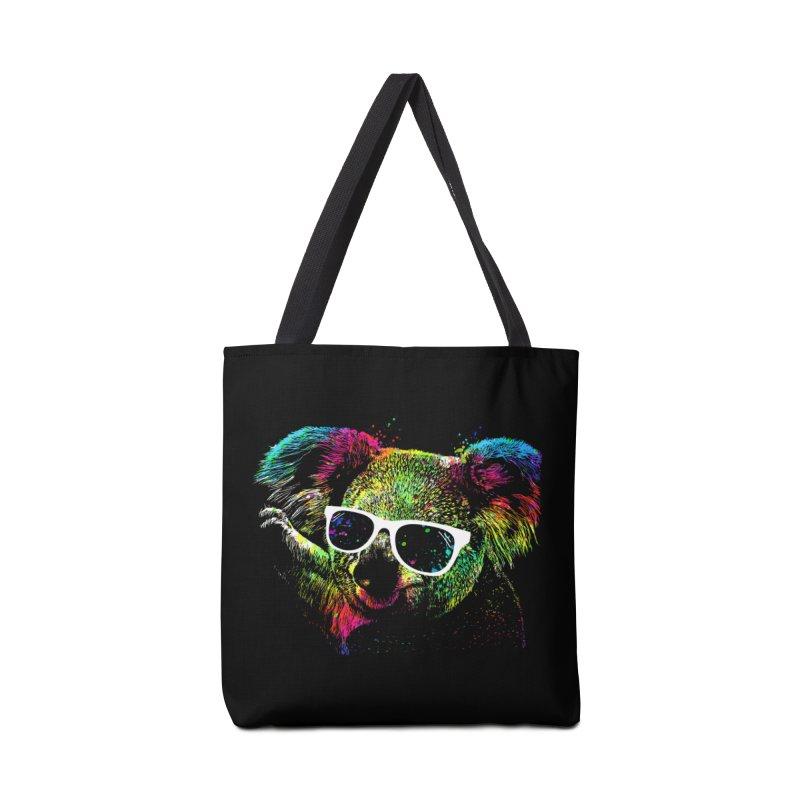 Colorful Koala Accessories Bag by clingcling's Artist Shop