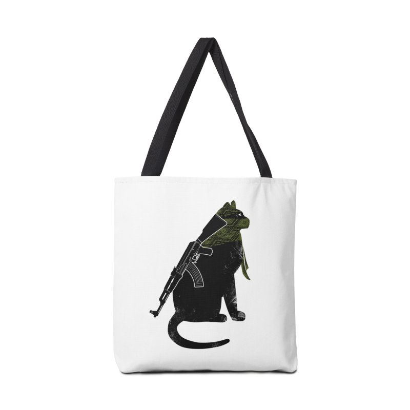 Terrorist Cat Accessories Bag by clingcling's Artist Shop