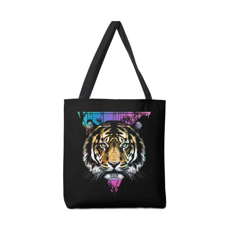 Tiger Accessories Bag by clingcling's Artist Shop