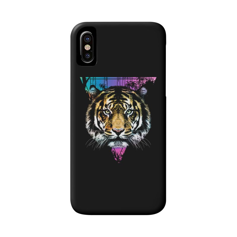 Tiger Accessories Phone Case by clingcling's Artist Shop