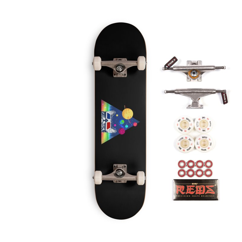3D Cat Accessories Complete - Pro Skateboard by clingcling's Artist Shop