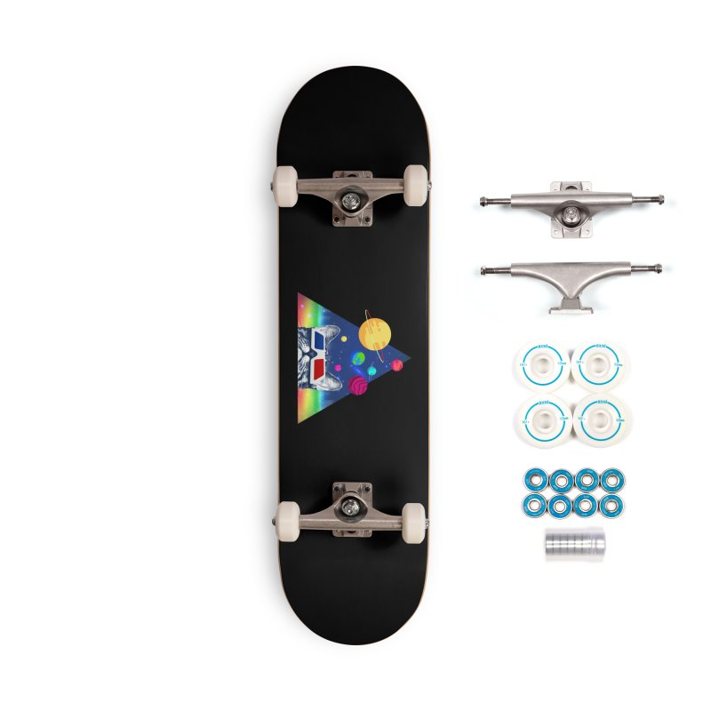 3D Cat Accessories Complete - Basic Skateboard by clingcling's Artist Shop