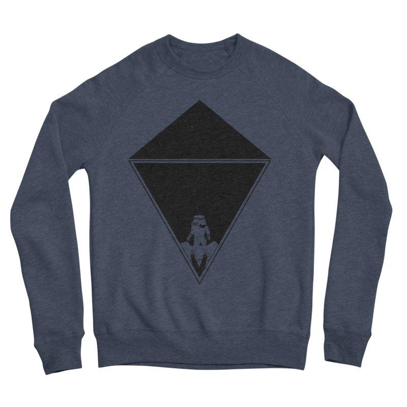 Empty Space Women's Sponge Fleece Sweatshirt by clingcling's Artist Shop
