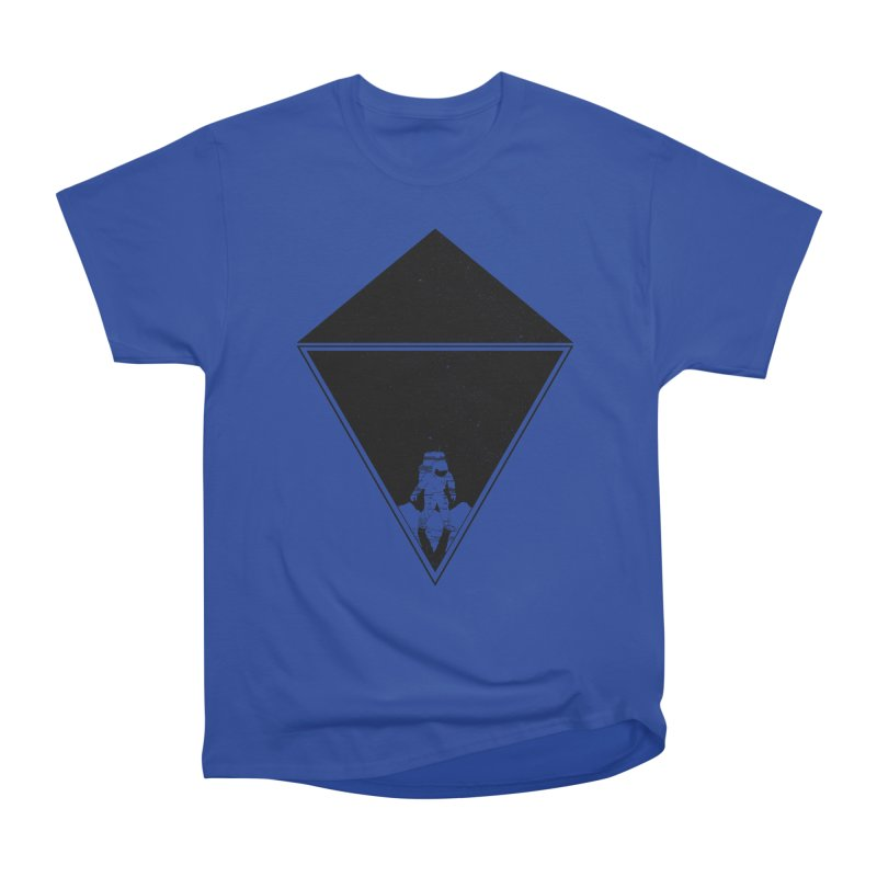 Empty Space Men's Heavyweight T-Shirt by clingcling's Artist Shop