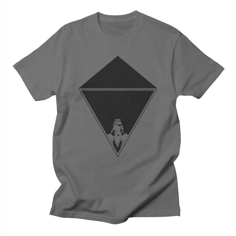 Empty Space Men's Regular T-Shirt by clingcling's Artist Shop