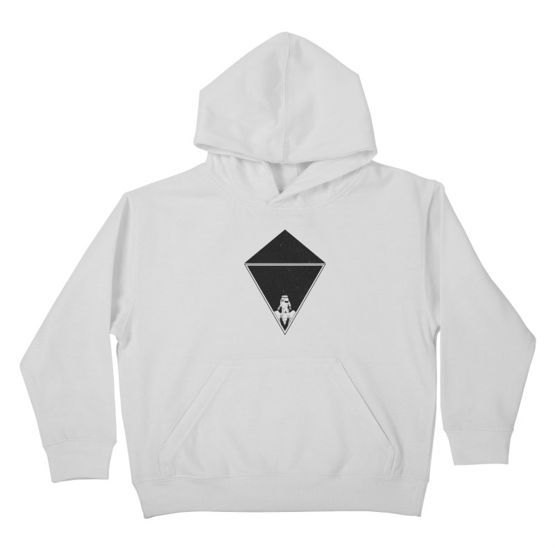 Empty Space Kids Pullover Hoody by clingcling's Artist Shop