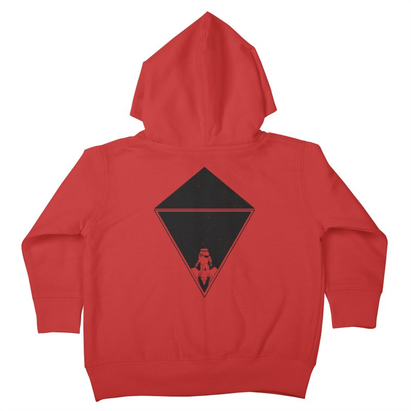 Empty Space Kids Toddler Zip-Up Hoody by clingcling's Artist Shop