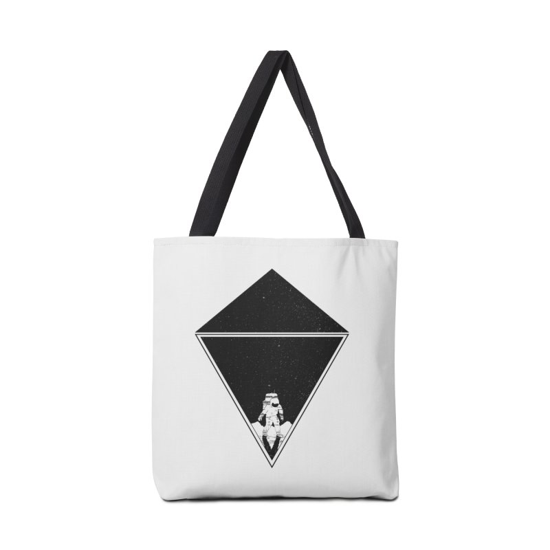 Empty Space Accessories Tote Bag Bag by clingcling's Artist Shop