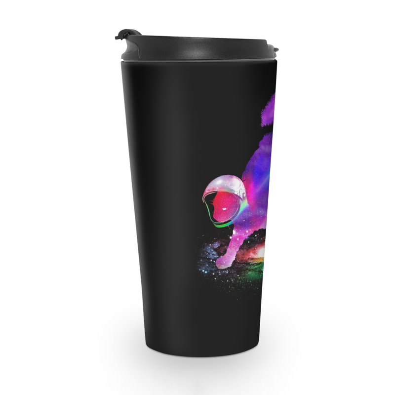 Galaxy Cat Accessories Mug by clingcling's Artist Shop