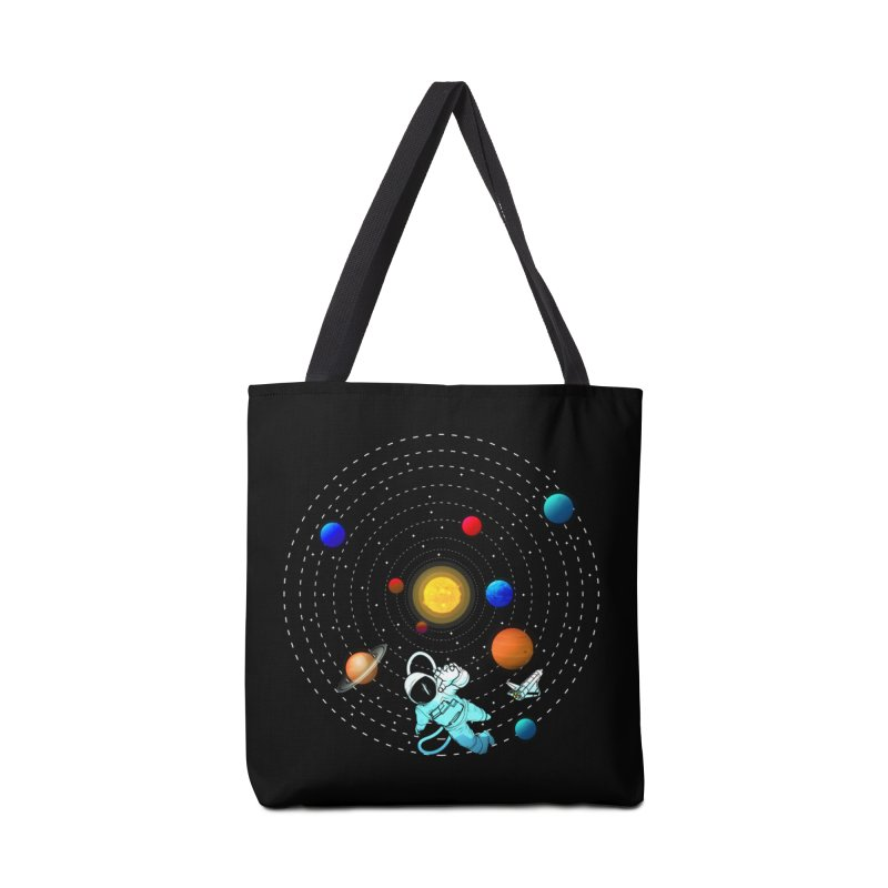 Space Travel Accessories Tote Bag Bag by clingcling's Artist Shop