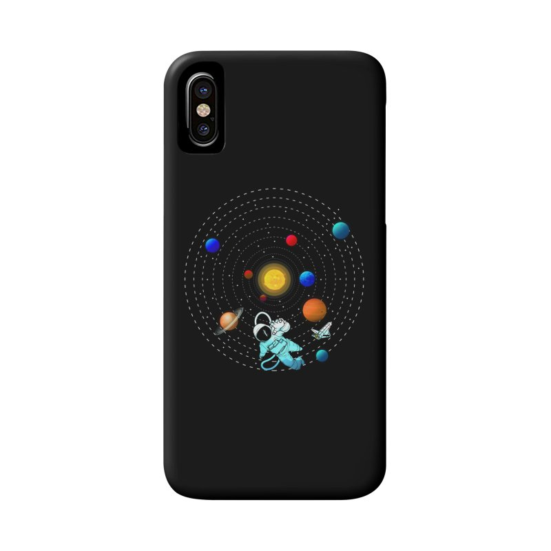 Space Travel Accessories Phone Case by clingcling's Artist Shop