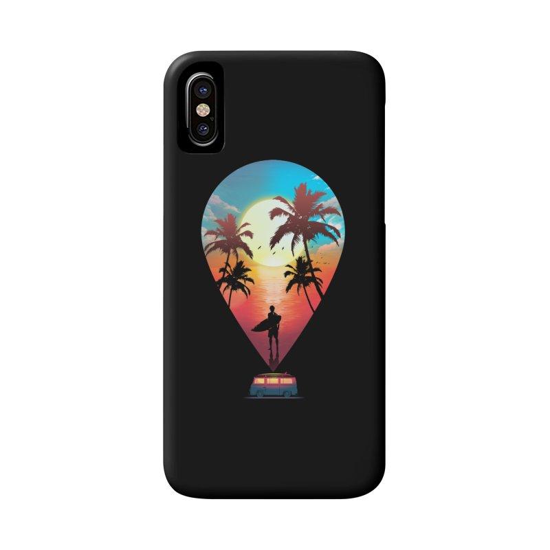 Summer Destination Accessories Phone Case by clingcling's Artist Shop