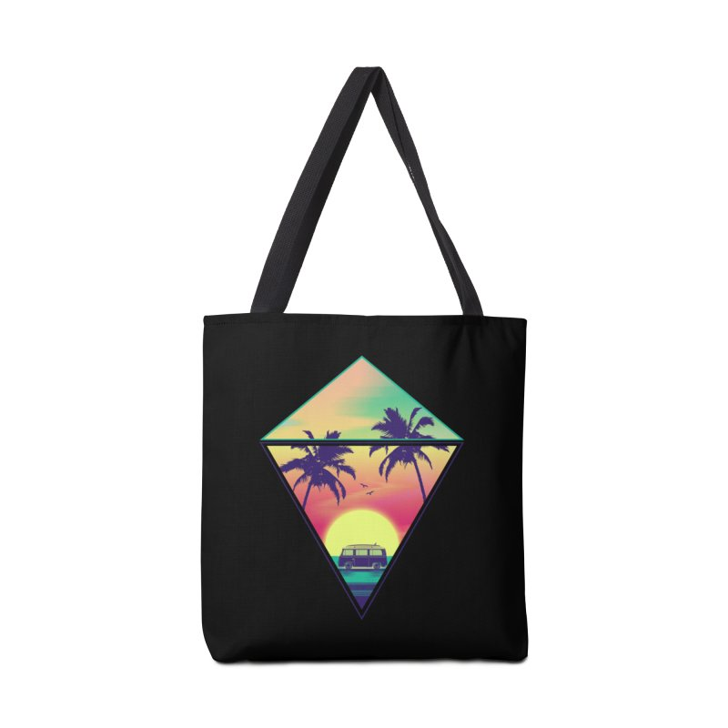 Summer Trip Accessories Tote Bag Bag by clingcling's Artist Shop