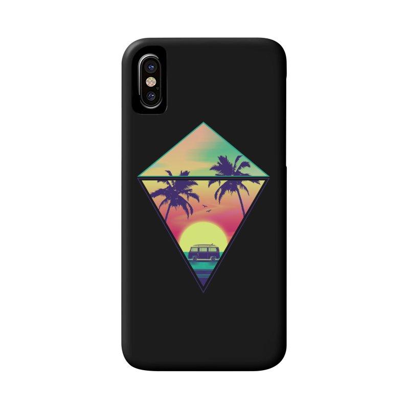 Summer Trip Accessories Phone Case by clingcling's Artist Shop
