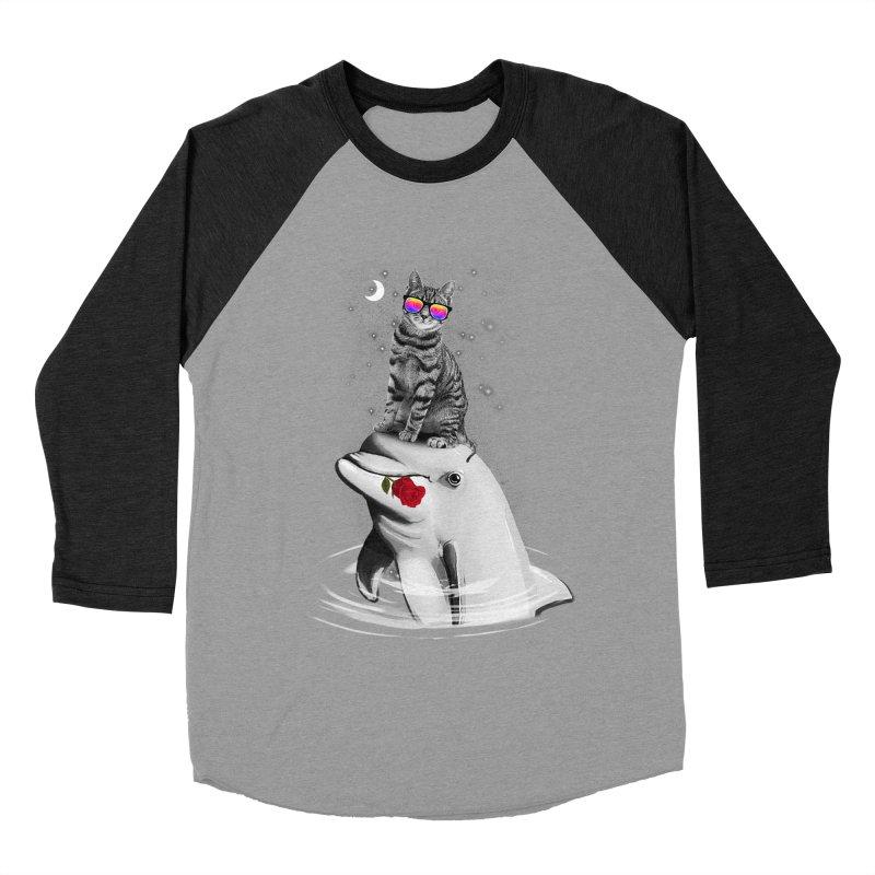 Best friend Forever Women's Baseball Triblend T-Shirt by clingcling's Artist Shop