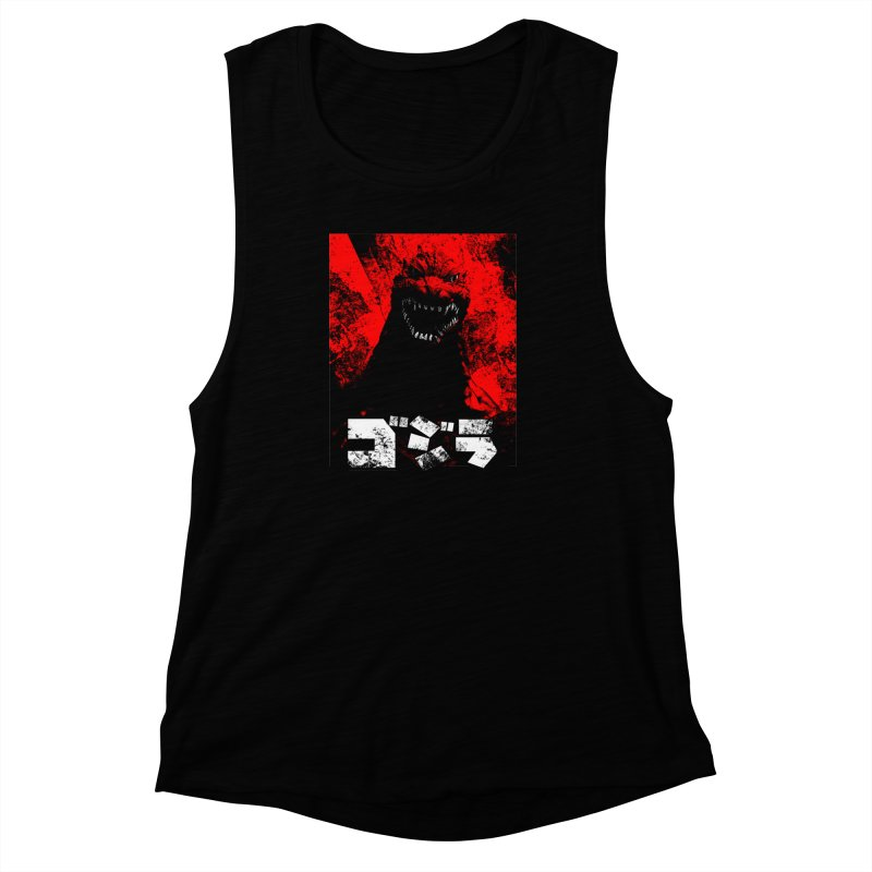 Gojera Women's Muscle Tank by clingcling's Artist Shop