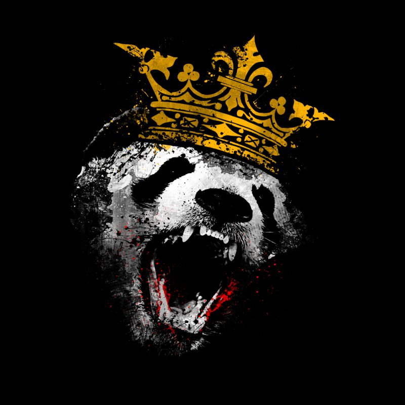 King Panda   by clingcling's Artist Shop