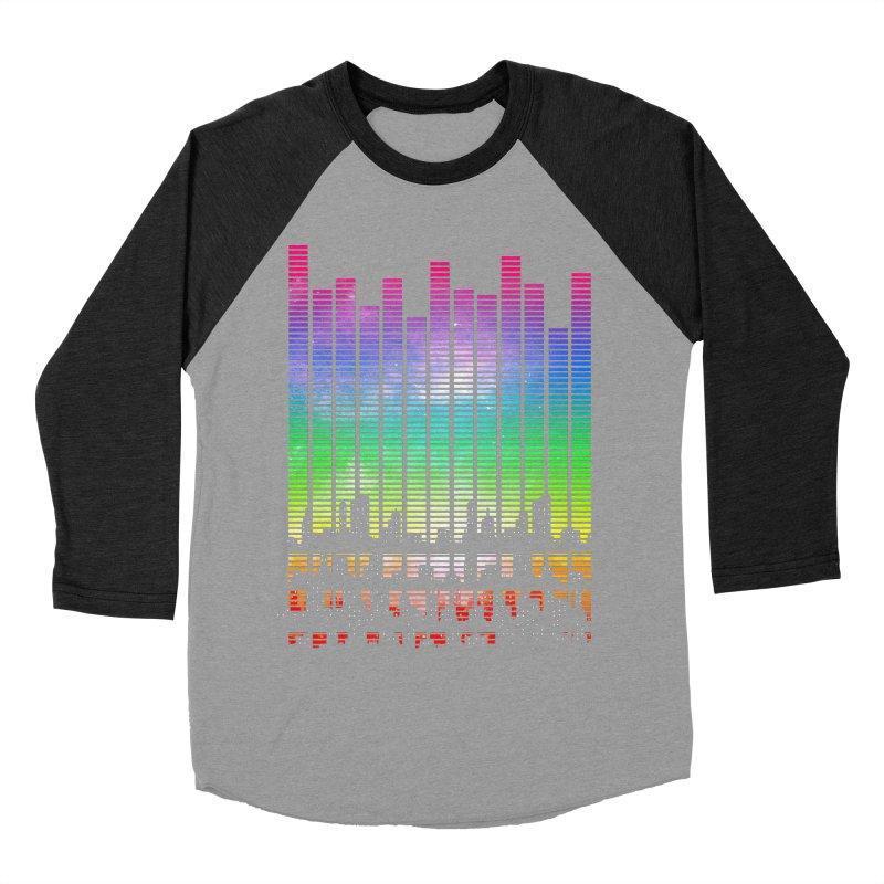 Music City Women's Baseball Triblend T-Shirt by clingcling's Artist Shop