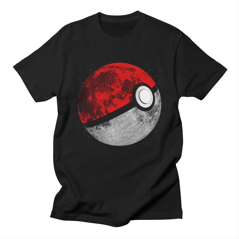 Pokemoon Men's T-shirt by clingcling's Artist Shop