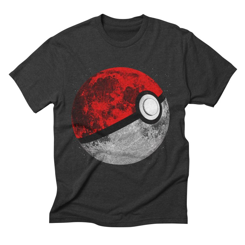 Pokemoon Men's Triblend T-shirt by clingcling's Artist Shop