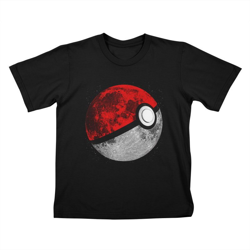 Pokemoon Kids T-shirt by clingcling's Artist Shop