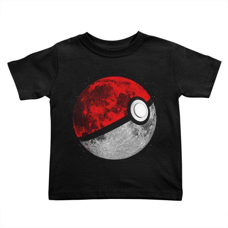 Pokemoon Kids Toddler T-Shirt by clingcling's Artist Shop