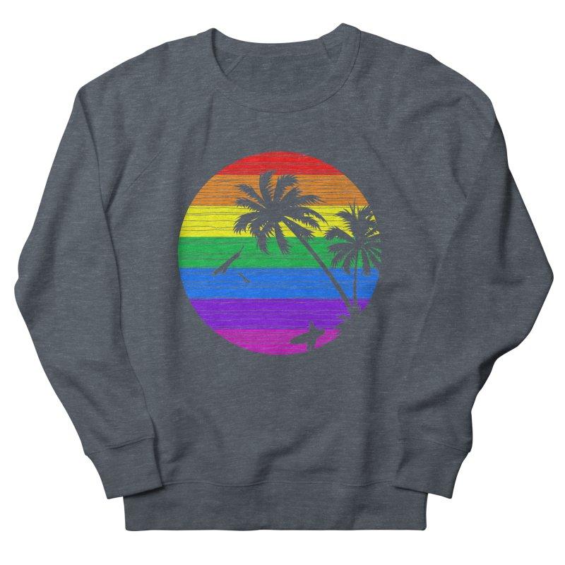 Rainbow Summer Women's Sweatshirt by clingcling's Artist Shop