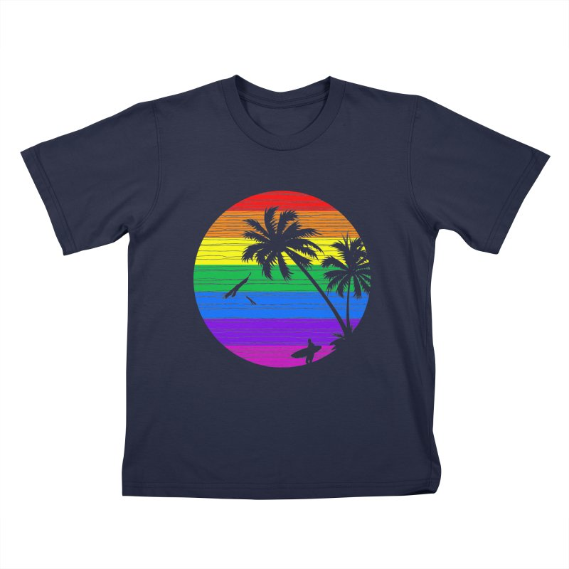 Rainbow Summer   by clingcling's Artist Shop