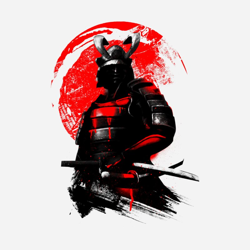 Samurai None  by clingcling's Artist Shop
