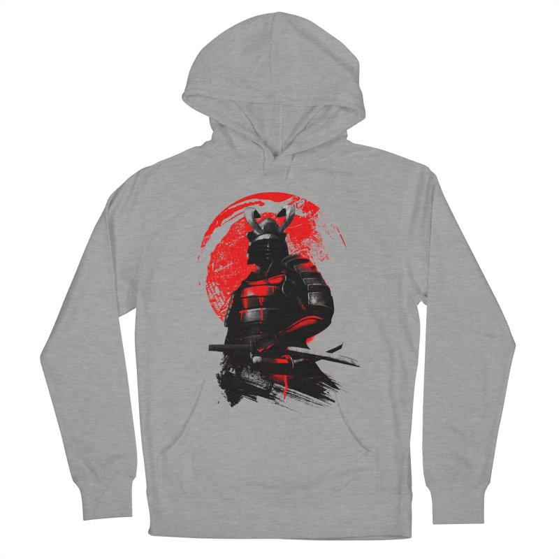 Samurai Men's Pullover Hoody by clingcling's Artist Shop