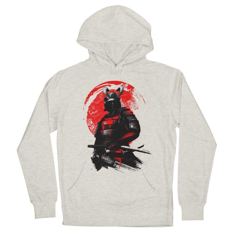 Samurai Men's Pullover Hoody by clingcling's Artist Shop