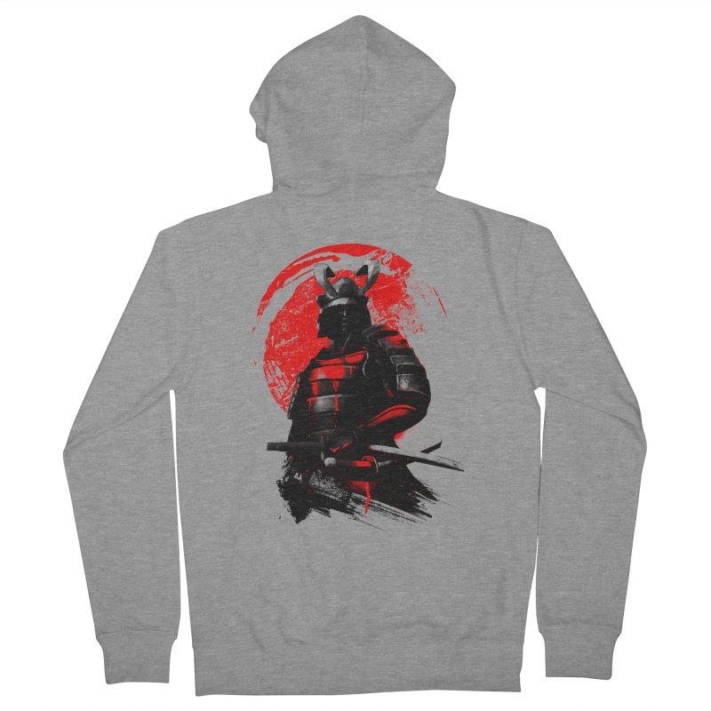 Samurai Women's Zip-Up Hoody by clingcling's Artist Shop