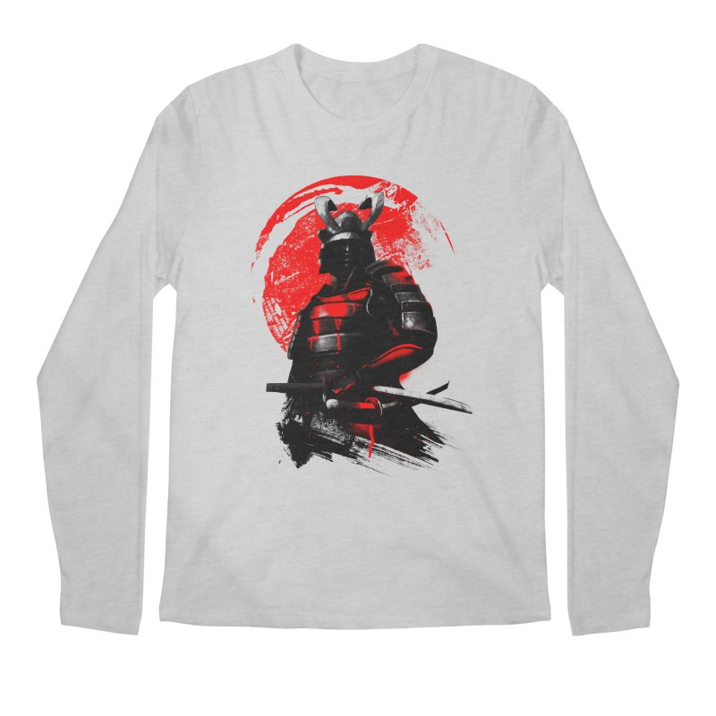 Samurai Men's Longsleeve T-Shirt by clingcling's Artist Shop