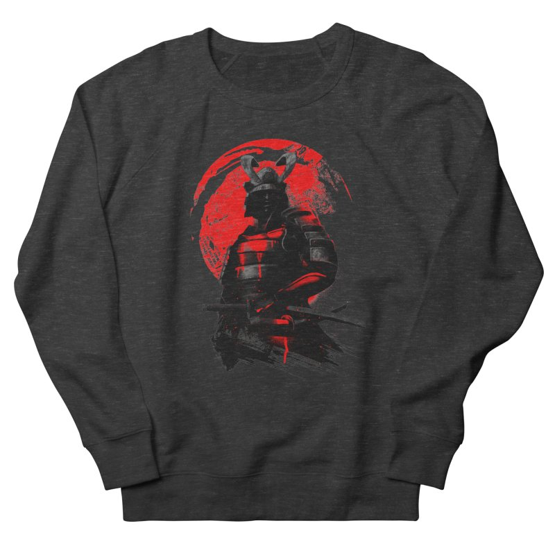 Samurai Women's Sweatshirt by clingcling's Artist Shop