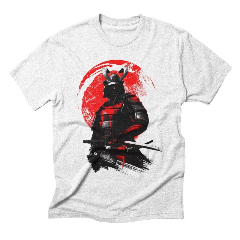 Samurai Men's Triblend T-shirt by clingcling's Artist Shop