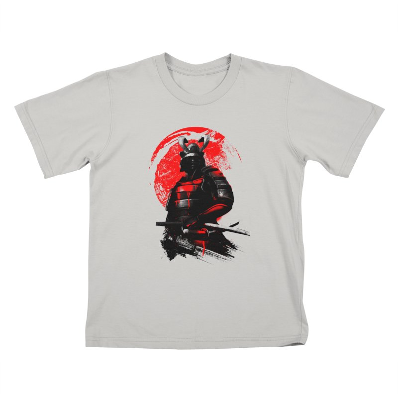 Samurai Kids T-shirt by clingcling's Artist Shop